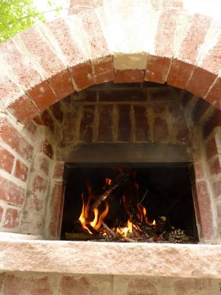 Masonry Oven Fast Grow The Weeds