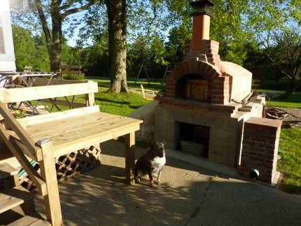 outdoor bread oven designs